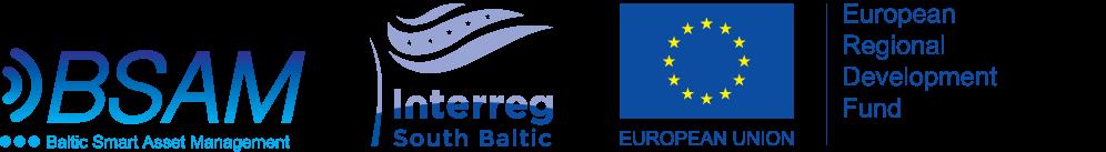 BSAM Interreg EU logo